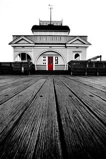 St.Kilda Pier Kiosk