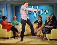 Jimmy Fallon - The View (iheartjimmyfallon) Tags: jimmy fallon jimmyfallon theviewfallon
