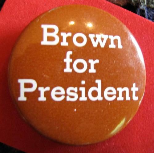 JerryBrownforPresident