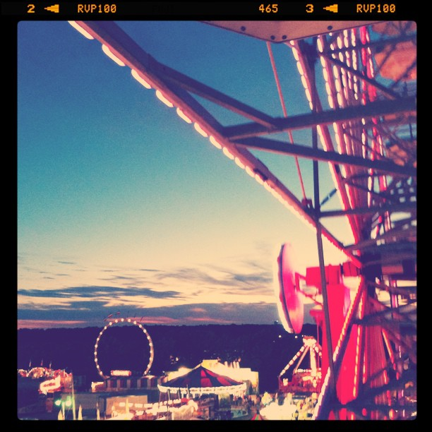 Ferris wheel :)