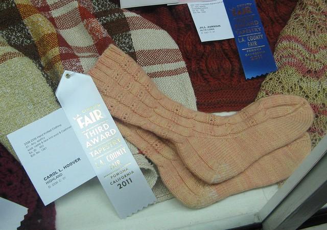 Winnie Socks at Fair 02