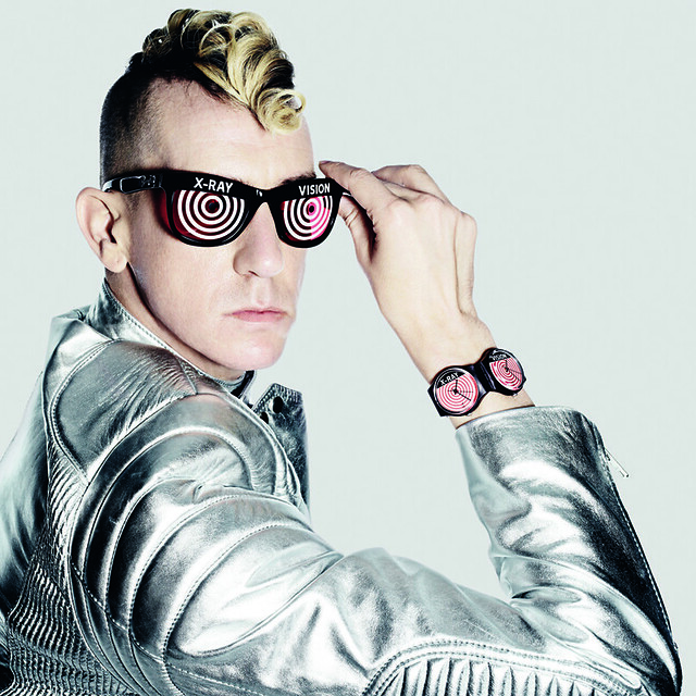 Jeremy Scott x Swatch