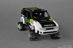 Subaru WRX (3) (pitrek02) Tags: town lego ken block gymkhana moc kulik lugpol