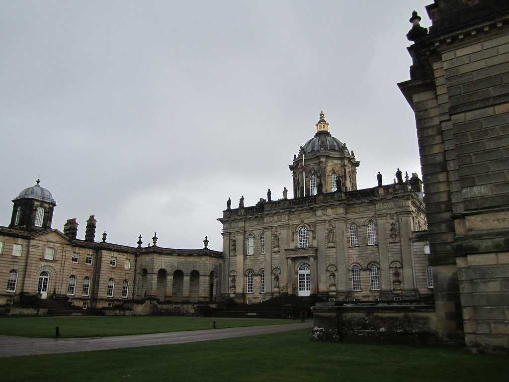 Slightly Peckish: Castle Howard 3