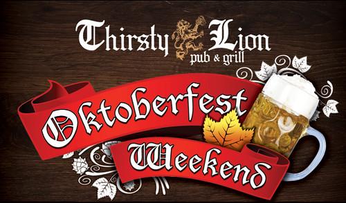 Oktoberfest @ Thirsty Lion