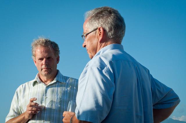 David Vogt and Ken Cameron