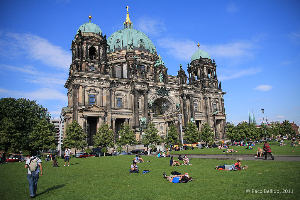 Berlín - Berliner Dom