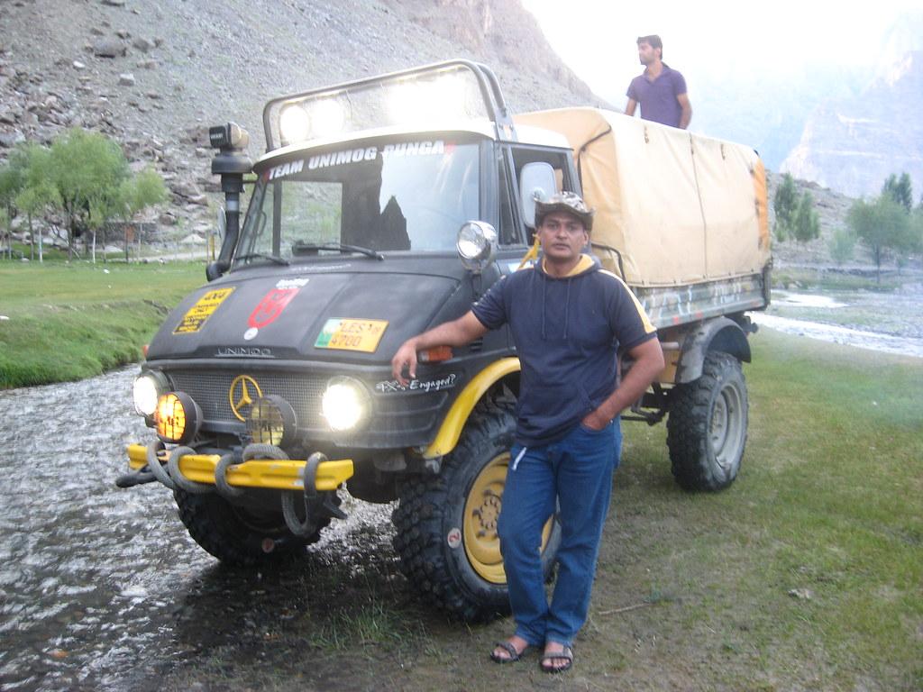Team Unimog Punga 2011: Solitude at Altitude - 6130661450 83226f1118 b