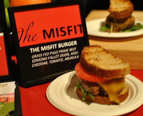 The Misfit Burger