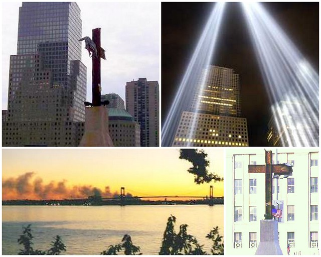 Ground Zero Collage
