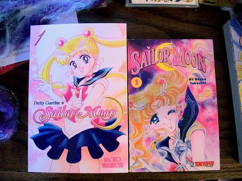 Leyendo El Manga De Sailor Moon (NORMA EDITORIAL) 6140686077_925648a04f