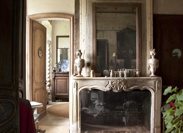 Le Château, Peter Gabriëlse's home - 355