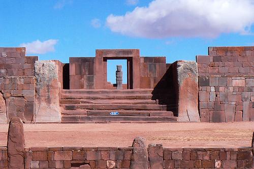 Tiwanaku – pod ochranou Pachamamy v kolébce jihoamerických Indiánů