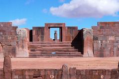 Tiwanaku – pod ochranou Pachamamy <br>v kolébce jihoamerických Indiánů