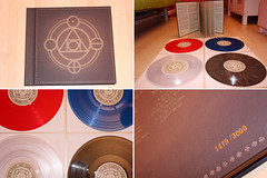 Thrice - 2007 - The Alchemy Index (Jonathan Martin Photographie) Tags: music records album vinyl lp record index vagrant alchemy 2007 thrice the