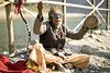 Blind bard (PawelBienkowski) Tags: nepal music festivals hinduism blindmusicians maghmela ridibazaar