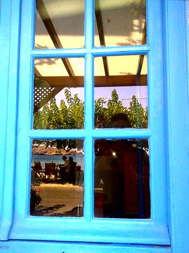 reflection window by dimitra_milaiou