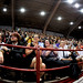 More than 9000 people attended the event at Reynolds Coliseum.