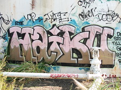 HAIKU (Lurk Daily) Tags: graffiti bay haiku east mfg