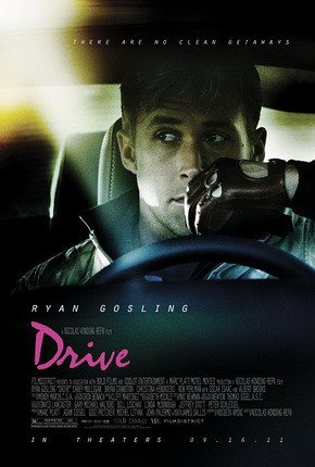 "Ryan Gosling's movie ""Drive"""