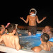Spaceman Brad and the hot tubbers