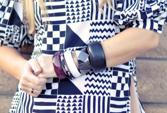 big bangles + bracelets