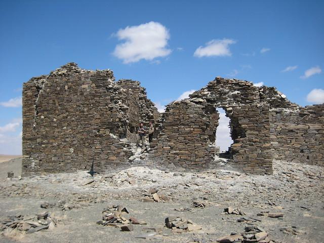 Развалины Сум Хох Бурд