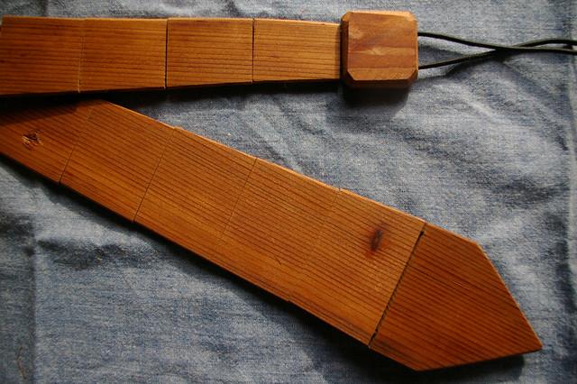wood thumb