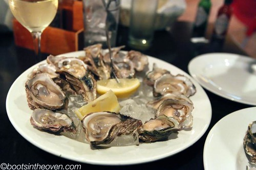 Actual Knysna Oysters!