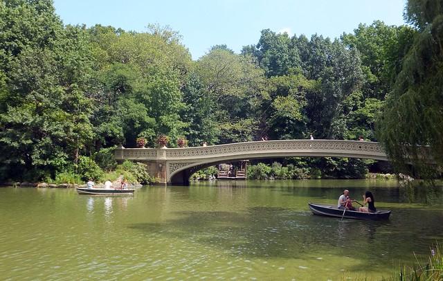 Bow Bridge (Central Park)