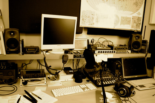 My HamShack / Studio