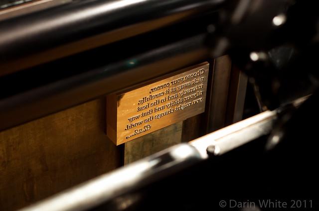 Matthew Reynolds printing presses 103