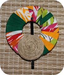 Presilha Chitão#1 (Oh! Flor atelier) Tags: presilha chitão