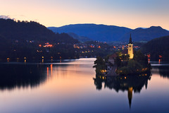 Magical Bled (John & Tina Reid) Tags: summer slovenia lakebled travelphotography bledisland bledchurch jonreid tinareid httpnomadicvisioncom
