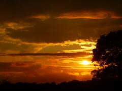 Lancashire Sunset (Larterman) Tags: sky cloud clouds dramatic flickrduel