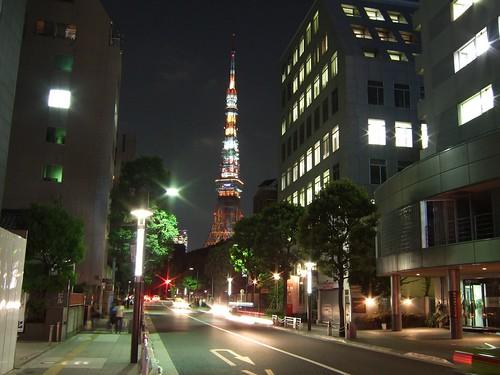 0318 - 09.07.2007 - Alrededores Torre Tokyo