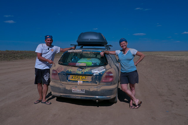 mongol-rally-dirty-car-kazakhstan