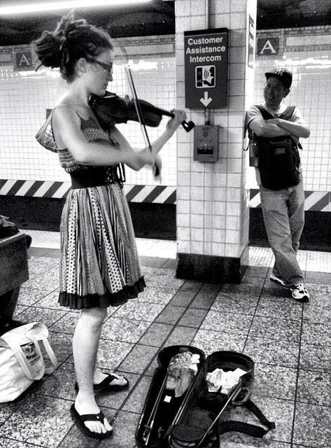 sounds of the subway