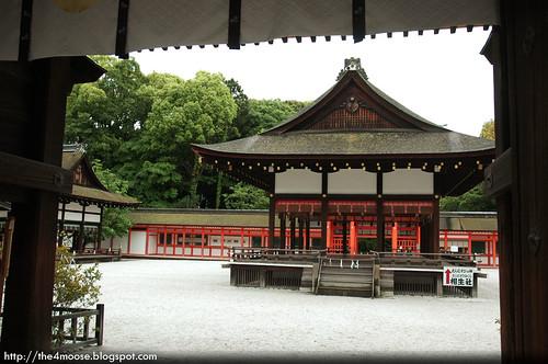 Shimogamo-jinja 下鴨神社 -Buden