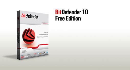 Bitdefender 10 Free Edition โปรแกรมสแกนไวรัสฟรีแต่คุณภาพสูง