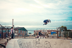 Tom Dugan | Airborn | Pool NDSM Amsterdam (Stay-Gold Photography) Tags: pool amsterdam tom bigair ndsm everland dugan etniesbmx