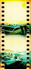 bancas bancas (.di.gi.pren.tice.) Tags: film analog iso100 fly xpro crossprocessed philippines toycamera slide coron blackbird palawan twinlensreflex bbf kodakektachromee100vs digiprentice