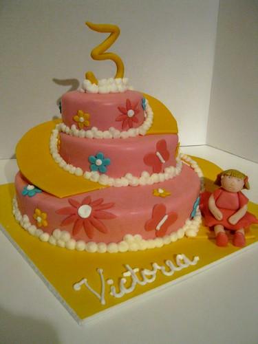 Slide cake by Cake Maniac