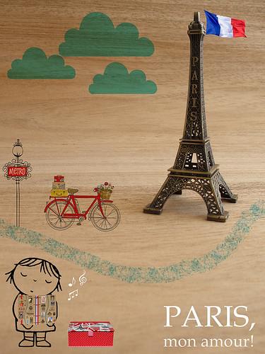 ViVá orgulhosamente apresenta a coleção: Paris, mon amour!