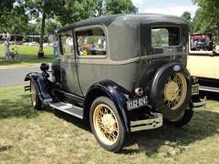29 Ford Model A (DVS1mn) Tags: new london cars ford car silver brighton antique anniversary run era brass fomoco henryford fordmotorcompany nlnb nlnbacr