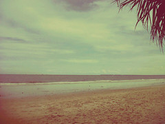 Beach 2 (mjjejesupporter) Tags: beach indonesia blackberry balikpapan