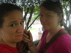 Caught in the rain (heidomerg) Tags: vacation boston heidi 2011 reneka