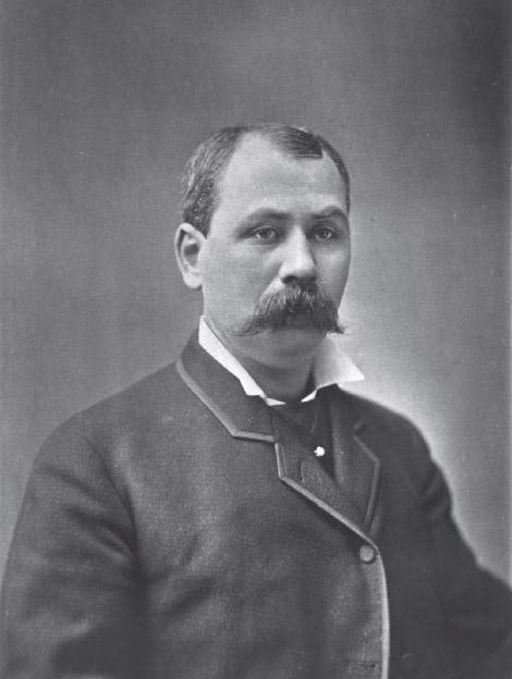 Chief Inspector Thomas F. Byrnes
