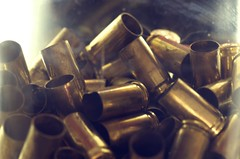 spent (ash) Tags: shells gun shoot shot kaboom bullet pow bang 9mm fuckimdead musictomyeyeslevel1