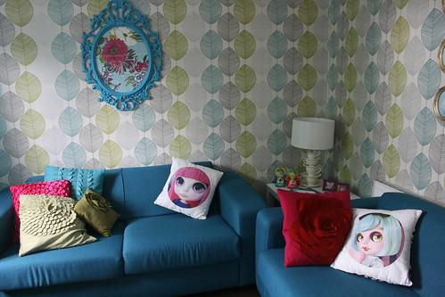 Blythe Cushions